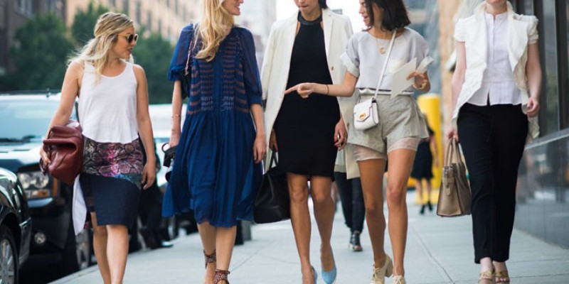 Какие есть известные бренды женской одежды?