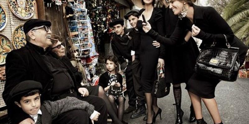 История бренда Dolce & Gabbana