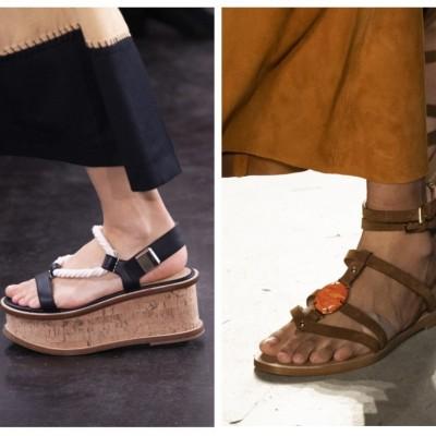 Основные тенденции моды для женской обуви в 2020 году