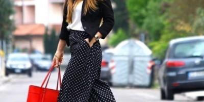 С какой обувью женщине лучше носить брюки