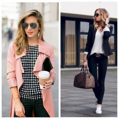 Стиль Casual в одежде для женщин