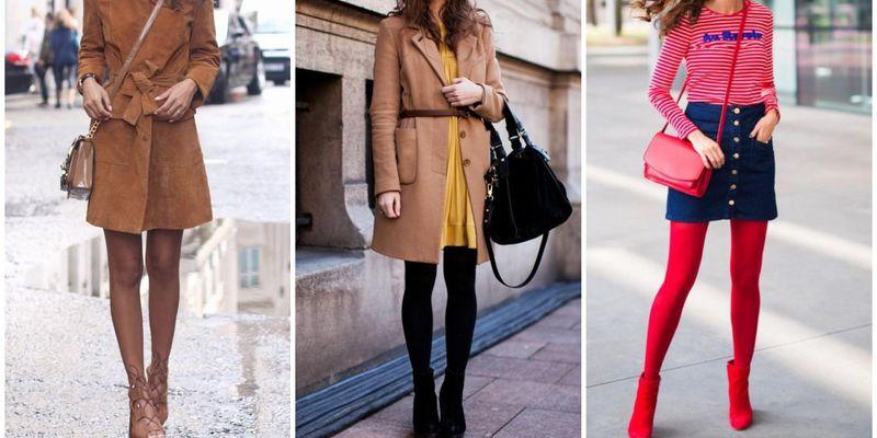 Как визуально удлинить ноги при помощи одежды