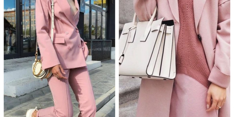 Модные цвета осени 2020