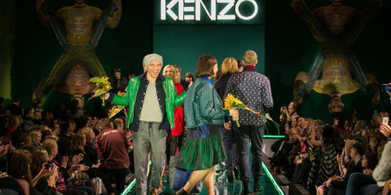 История бренда Kenzo