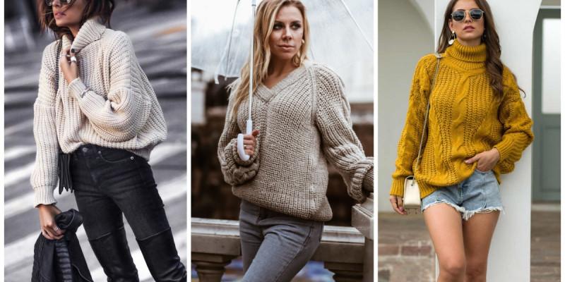 Как выбрать базовый свитер: несколько важных советов и рекомендаций