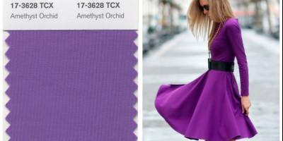 Модные цвета в одежде в 2021 году