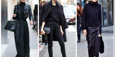 Понятие моностиль в одежде - несколько монохромных образов