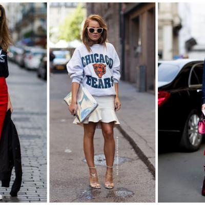 Уличная мода в 2021 году