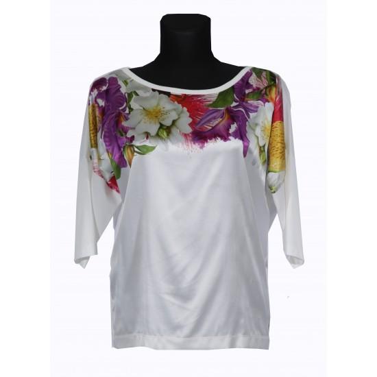 Блуза ESCADA  с цветами