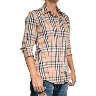 6765520c0536 Женская рубашка BURBERRY BRIT купить в Москве недорого - интернет ...