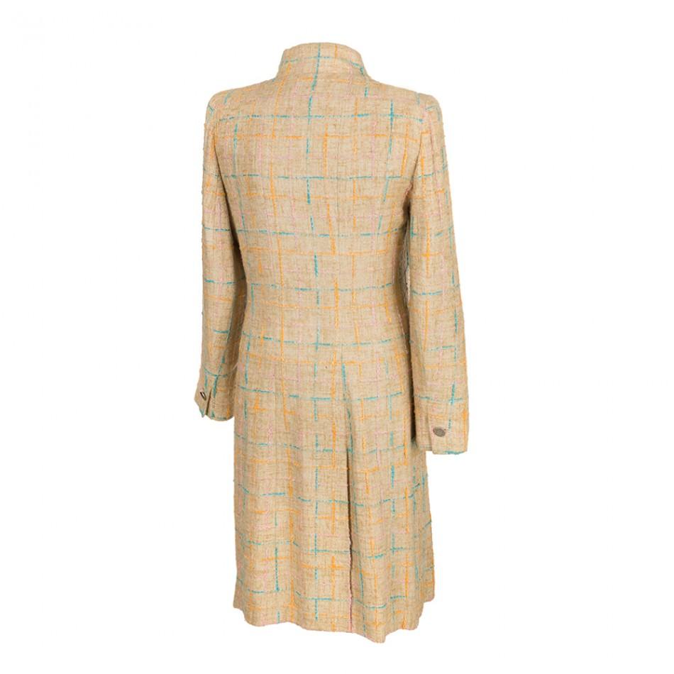 798f9d2c8f0 Брендовые женские пальто с мехом итальянские купить в Москве ...