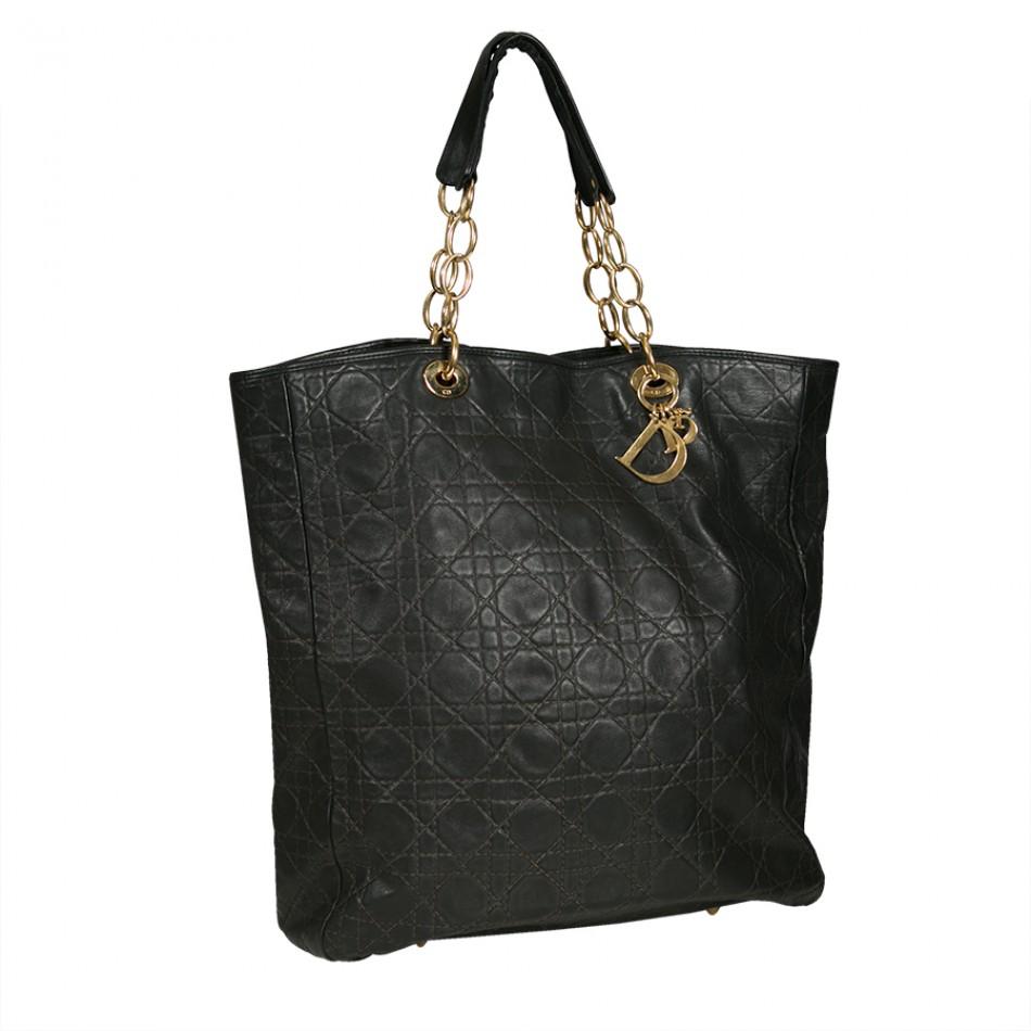 a57b4bd3a86b Женская сумка-шоппер CHRISTIAN DIOR купить в Москве недорого ...