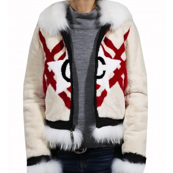 Куртка меховая двухсторонняя CELINE