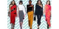 Самые модные цвета весны-лета 2017