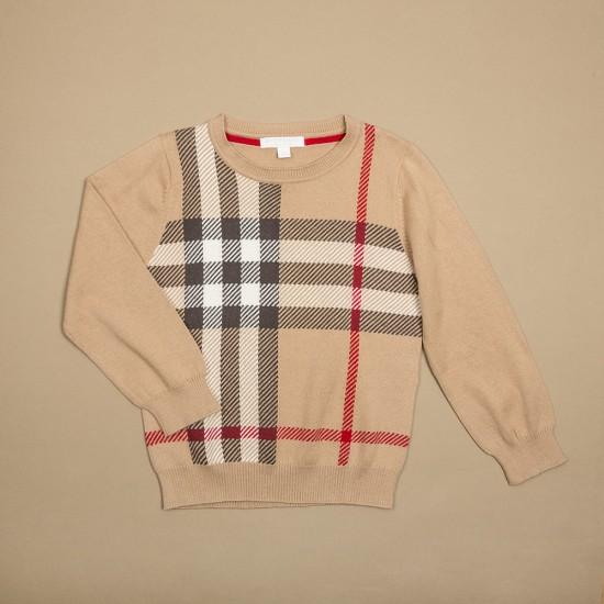 Пуловер BURBERRY 3Y/98 см.