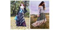 Женская одежда в стиле бохо