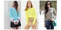 Джемпер, кардиган, пуловер и другие виды кофт: отличия