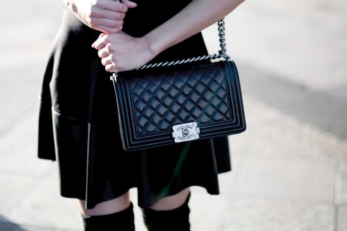 7ab8bd645323 Как проверить сумку Chanel на подлинность - определение ...