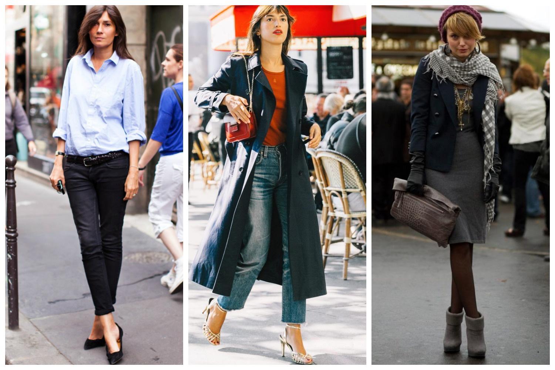 Обувь во французском стиле