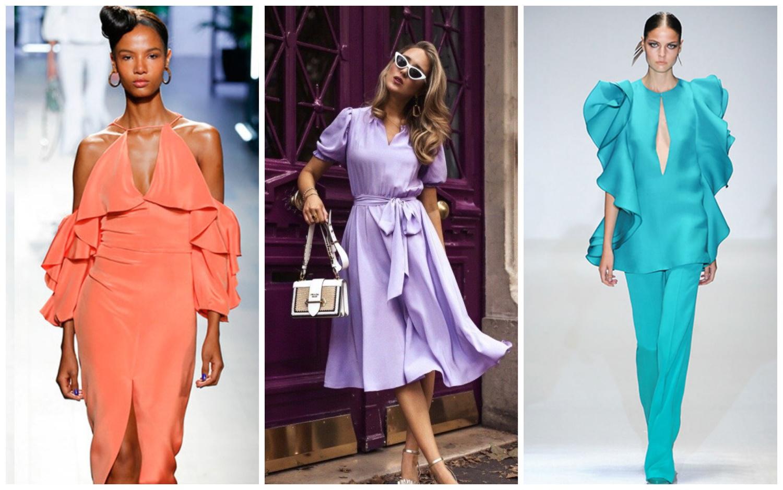 Модные цвета в 2021 году