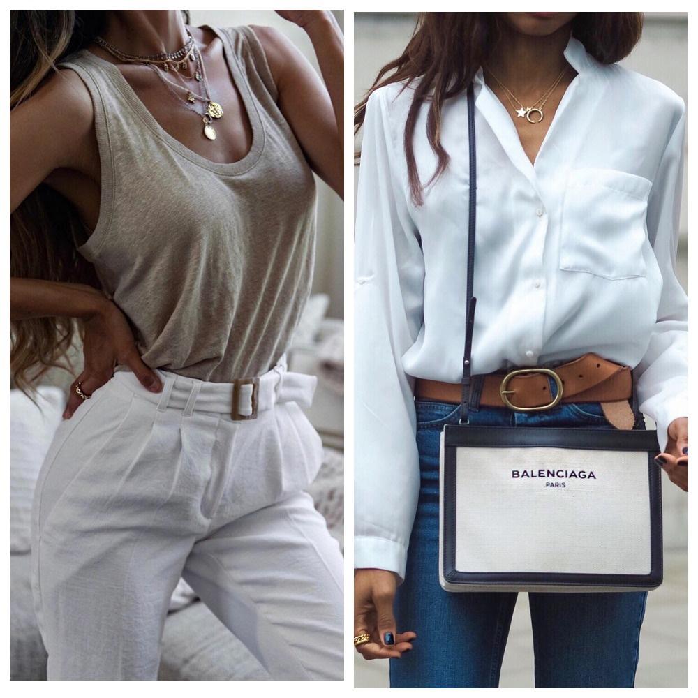 Топы и блузы