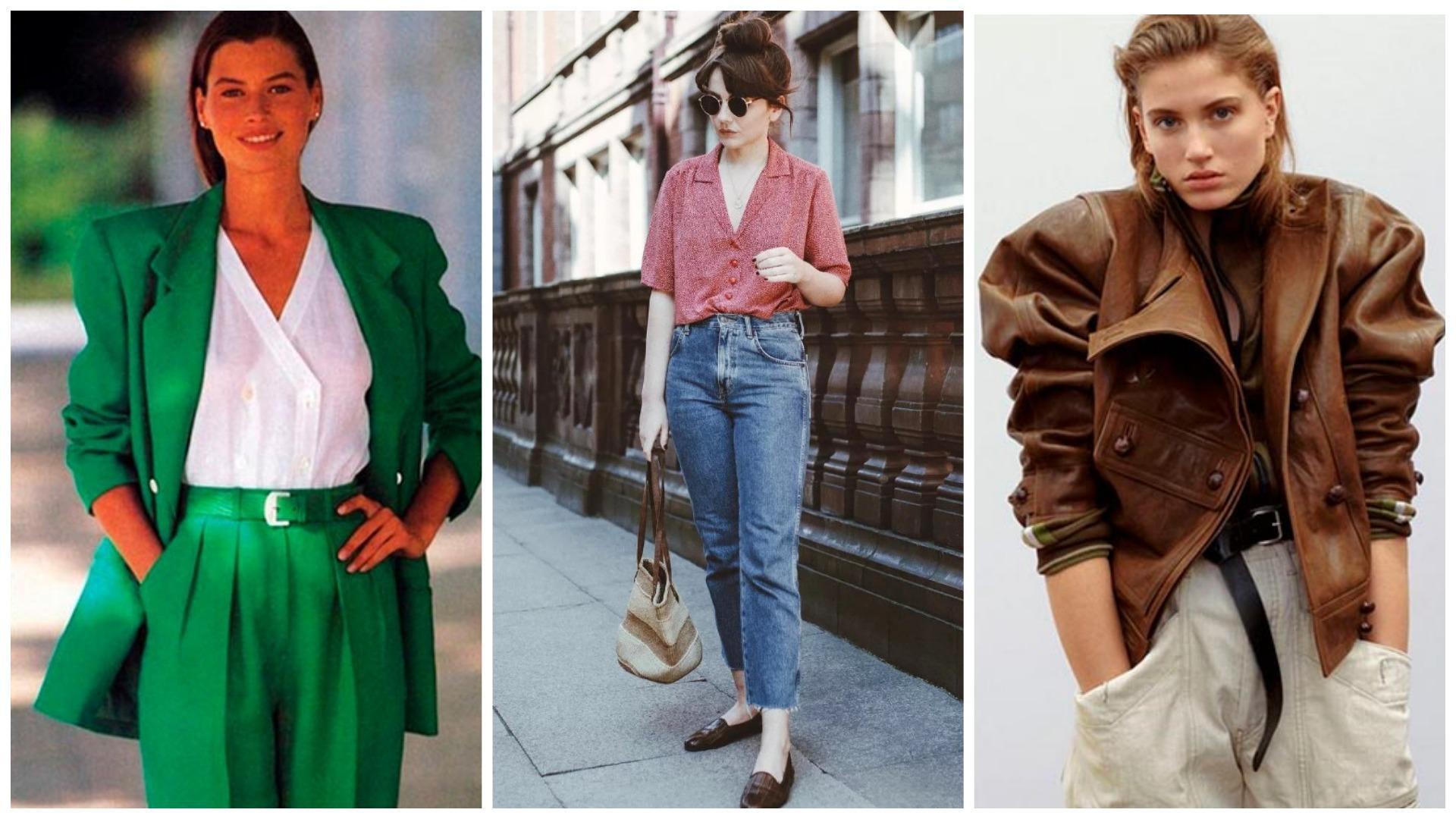 трендовая популярная одежда