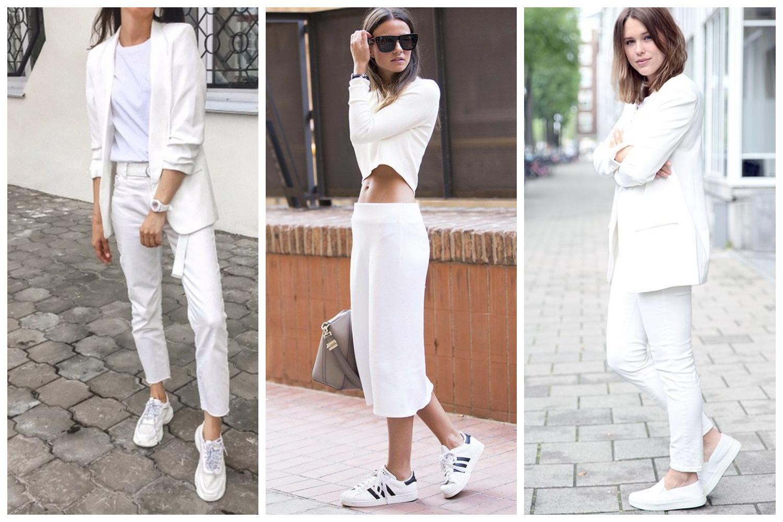 Total White образ