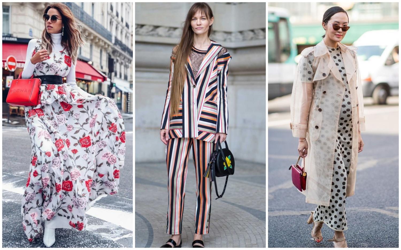 Уличная мода 2021