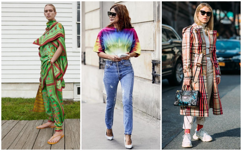 Уличная женская одежда 2021